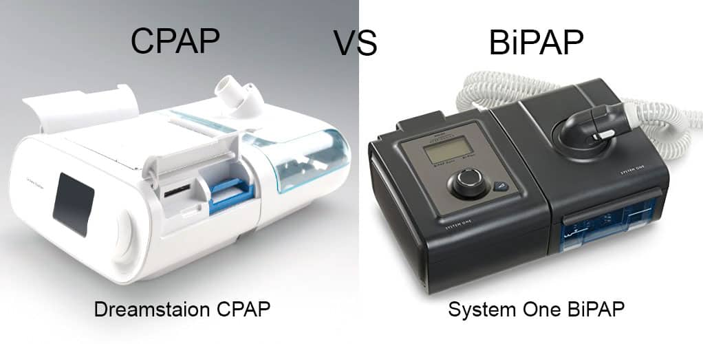 CPAP vs BiPAP Machines