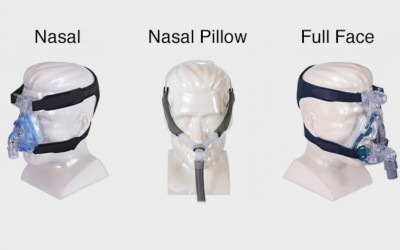 Types of CPAP/BiPAP Masks – Let's find out!