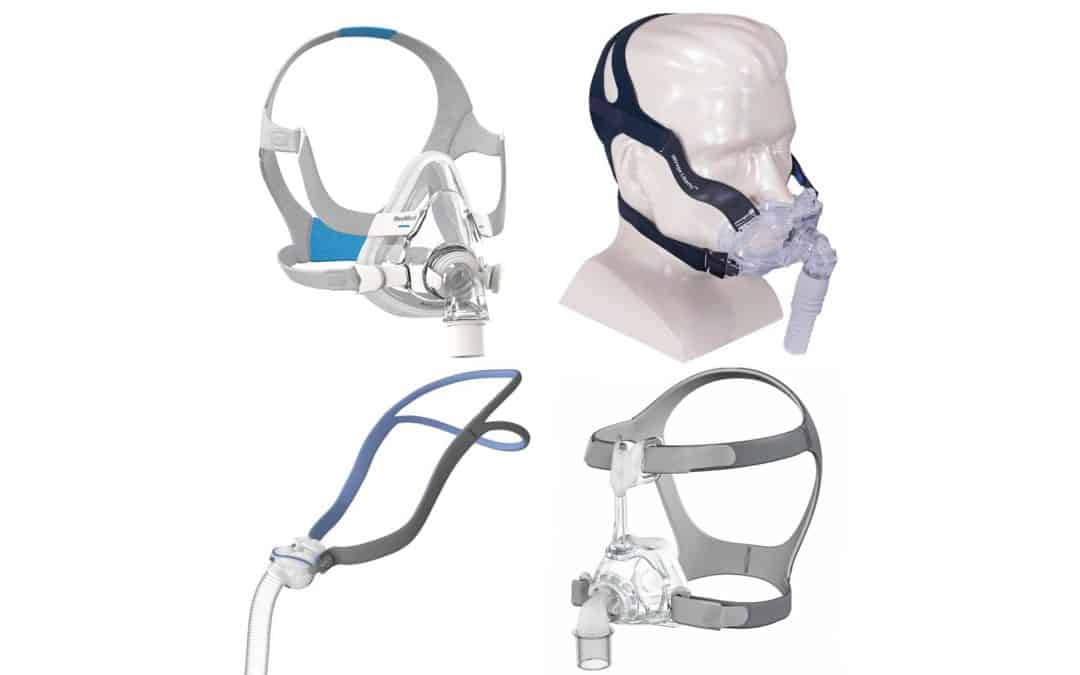 The 4 Most Comfortable CPAP Masks of 2018 (One for Every Mask Type!)
